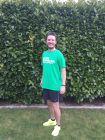David's got his running shoes on to raise money for Macmillan Cancer Support