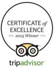 Raywell Hall Country Lodge Park awarded second successive TripAdvisor 'Excellence' Award